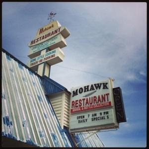 Mohawk Restaurant. Crescent, OR