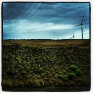 On Rt I-84, heading towards Idaho