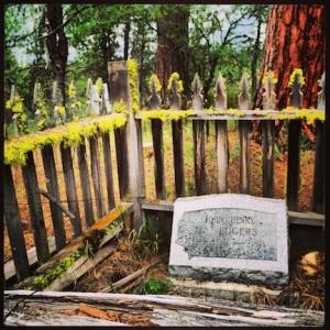 Pioneer Cemetery. Idaho City