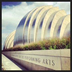 Performing Arts Center.
