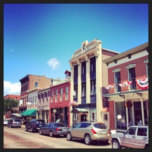Frenchtown. St Charles, MO