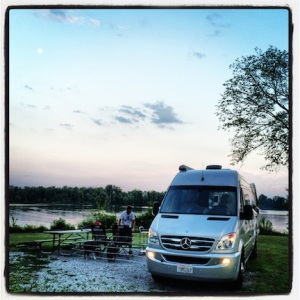 Crab Orchard Campground