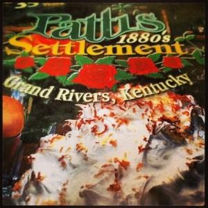 Dinner @ Patti's