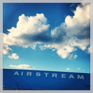 Hello Airstream Mothership!