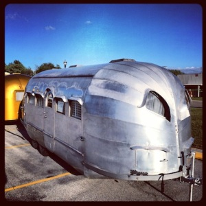 Old Airstream