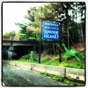 Hello, Rhode Island!