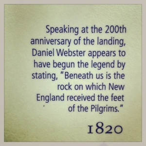 200 years later, the myth is born.
