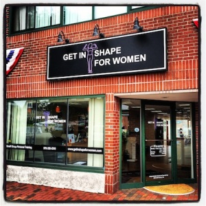 Not sure if this was a gym for women or for men. Newburyport, NH