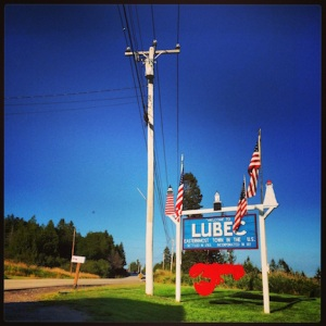Welcome to Lubec!