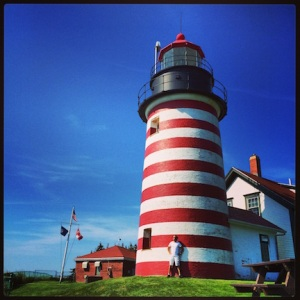 West Quoddy Head Lite