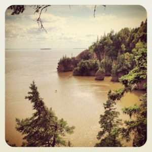@ Hopewell Rocks