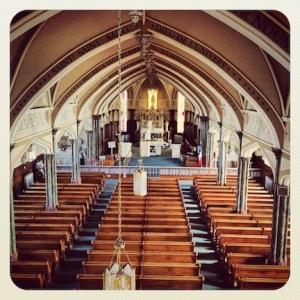Parish Church of Mont-Carmel