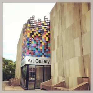 Art Gallery in Charlottetown, PEI