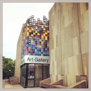 Art Gallery in Charlottetown, PEI