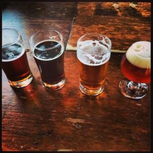 Tasting @ Garrison Brewery