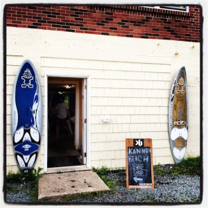 Kannon Beach Surf Shop