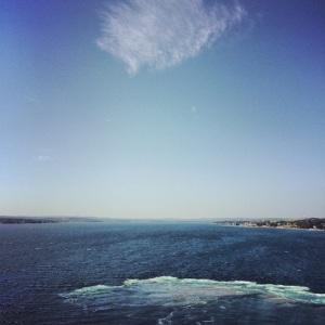 Good bye, Nova Scotia