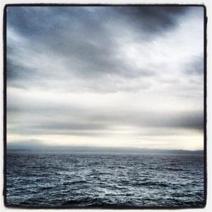 Beautiful seas