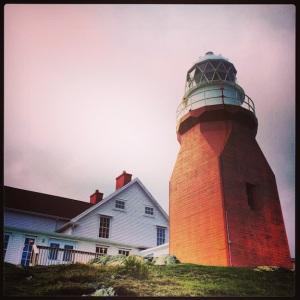 Long Point Lighthouse, Crow Head
