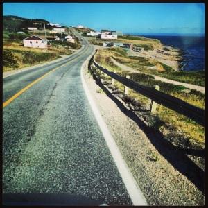 A beautiful drive....
