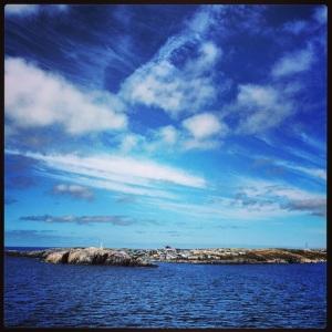 Final views of Newfoundland