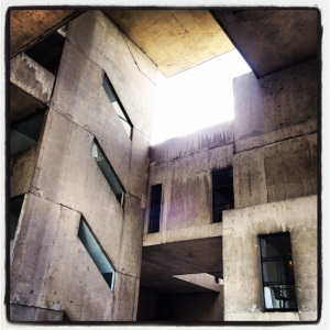 One last shot before being kicked out of Habitat 67