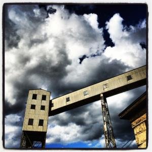 Industrial scenes
