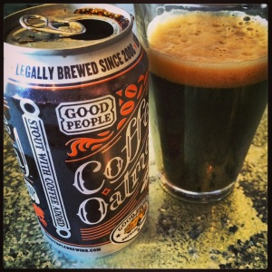 One of our favorites! Coffee oatmeal stout