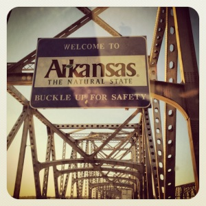 Hello, Arkansas