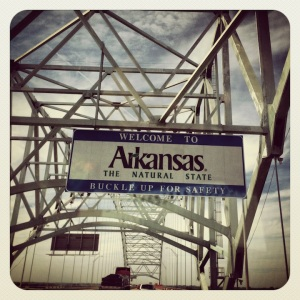 Hello again, Arkansas