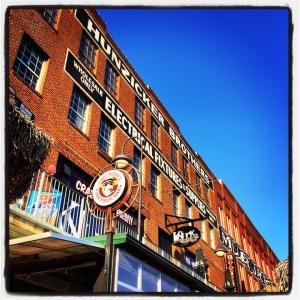 Bricktown district