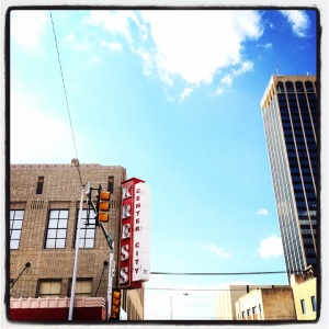Downtown Amarillo