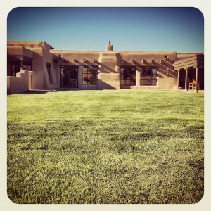The golf club @ Las Campanas