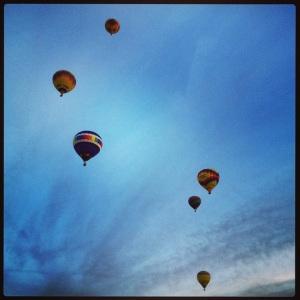 Balloons & more balloons