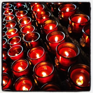 Candles....