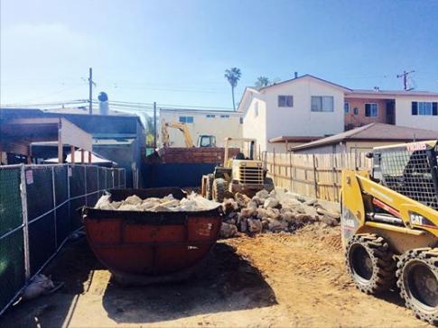 April 1 construction
